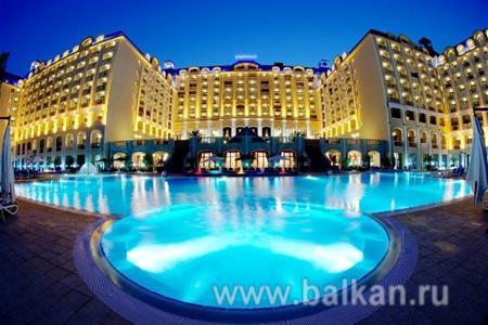 Турция отель с бунгало у моря